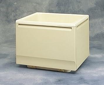 portable japanese soaking tub. OFULO 1 Japanese Bathtub  Soaking Tubs Amazon com