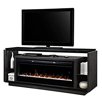 Amazoncom Dimplex David Sparkling Ember Bed Electric Fireplace