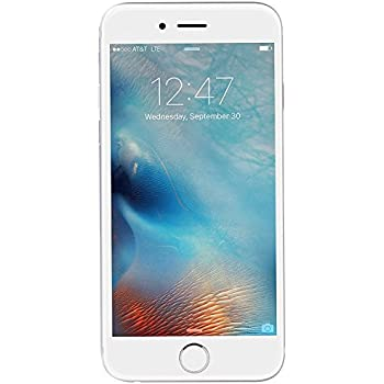 Apple iPhone 6S 16 GB Sprint, Silver (Certified Refurbished)