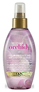 Ogx Orchid Oil Color Protect Oil Fade Defying 4 Ounce (118ml) (2 Pack)