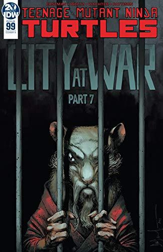 Amazon.com: Teenage Mutant Ninja Turtles #99 eBook: Tom ...