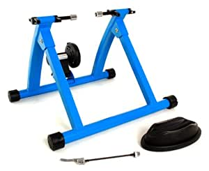 Amazon Com Conquer Indoor Bicycle Cycling Trainer