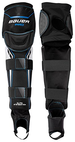 Bauer Pro Ball Hockey Senior Shin Guard, - Pro Hockey Shin Guard Shopping Results