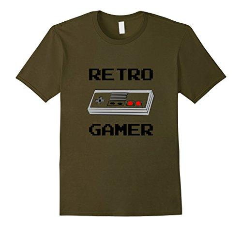 Men's Retro Gamer Controller T-shirt