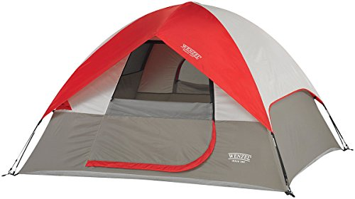 Wenzel Pinon Sport 7-by 7-Foot Three-Person Dome Tent