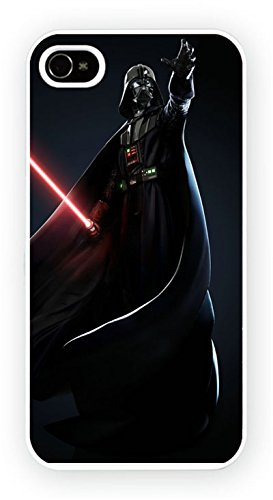 Star Wars Darth Vader, iPhone 4 4S, Etui de téléphone mobile - encre brillant impression
