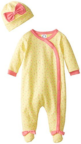 bc379db49 Amazon.com   Gerber Baby-Girls Newborn 2 Piece Take Me Home Set ...