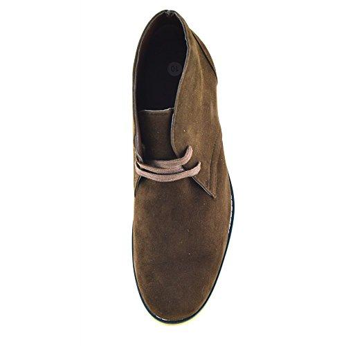 Kick Footwear Lace Up Desert Herren Boots Braun