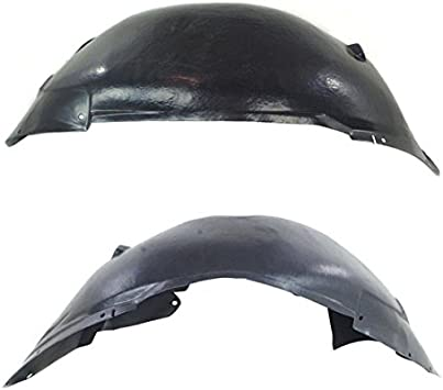 Front Driver Side Replacement Fender Liner for 06-09 Solstice GM1250118