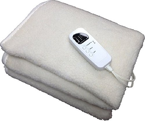 Fleece Massage Table Warmer, 12 Foot Power Cord by Shengyu