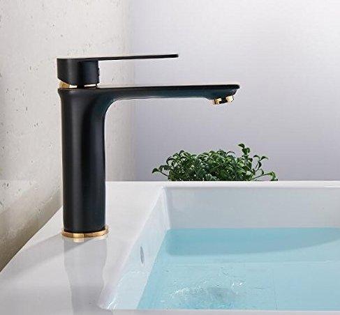 Retro Deluxe Faucetingingbasin Faucet Brass Bathroom Faucet Luxury Single Lever Sink Faucet Basin Faucet
