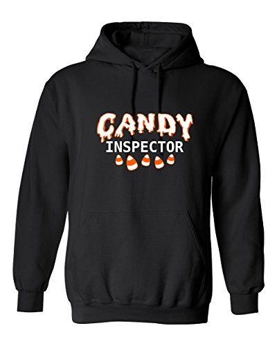 Candy Inspector Sarcastic Novelty Costume Funny Halloween 4XL