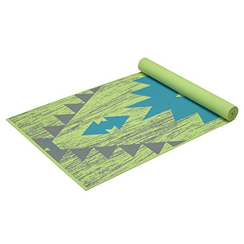 Gaiam 05 60520 PARENT Print Yoga Mat