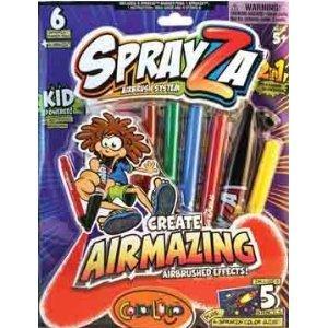 Giddy Up Sprayza Airbrush Activity Kit , Small