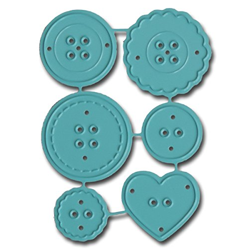 (Maya Road DIE3341 Mini Buttons Steel Cutting Die-DIE3341)