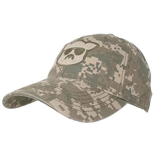 Islanders Digi Camo Pig Face Hat, Green UCP Camo, One Size (Brass Antique Islander)