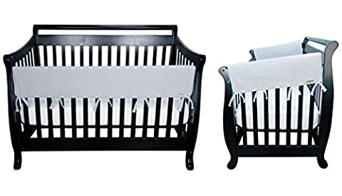 CribWrap Crib Wrap 3PC Rail Cover Set By Trend Lab - 1- 51
