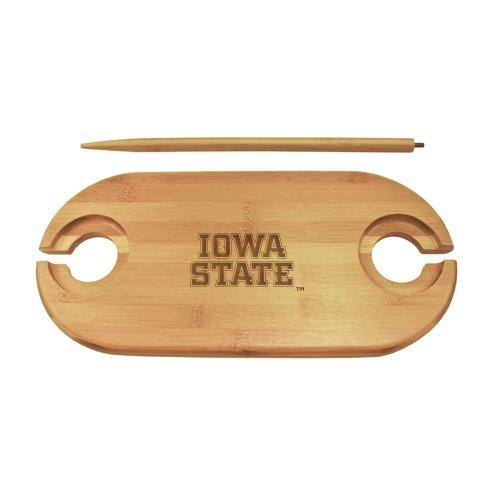Iowa State Bamboo Picnic Table