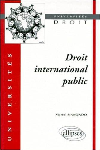 Lire un Droit international public pdf