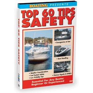 (Bennett Marine Video Dvd Boating'S Top 60 Tips Safety)