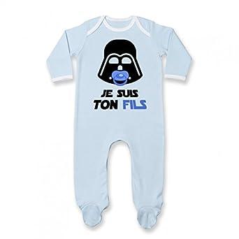Pyjama bébé Je suis Ton Fils 192