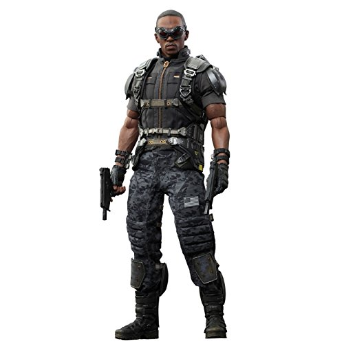 Costume Men For Wonderland Winter (Captain America The Winter Soldier Movie Masterpiece Falcon 1:6 Collectible)