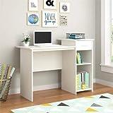 Wall Unit Desk Repurposed Wood Desk