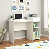 Mainstays Student Desk, Multiple Finishes White