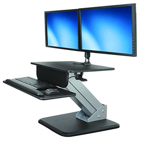 Startech Com Height Adjustable Standing Desk Converter