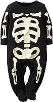 Carter's Unisex Baby Glow-in-the-dark Halloween Sleep & Play