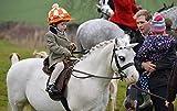 Kids Horse Riding Gloves Children Equestrian Kids