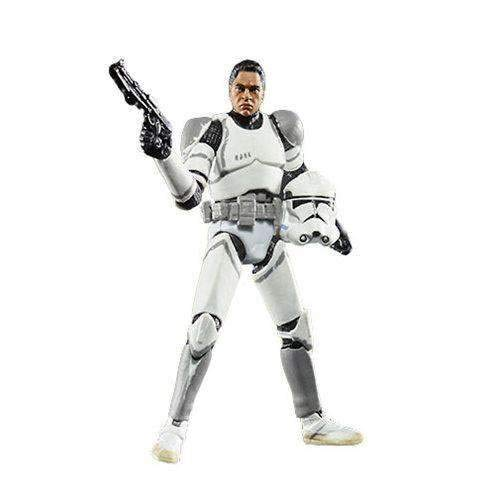 - Star Wars The Vintage Collection Elite Clone Trooper 3 3/4-Inch Action Figure - Exclusive
