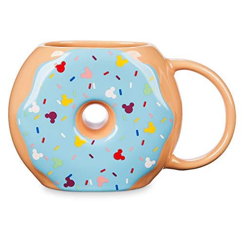 Disney Mickey Mouse Donut Figural Mug