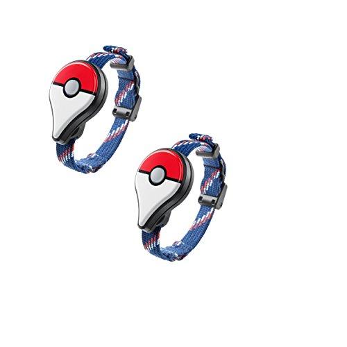 Nintendo Pokemon GO Plus Bluetooth Bracelet - 2 Pack