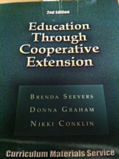 Education Through Cooperative Extension 2nd Edition