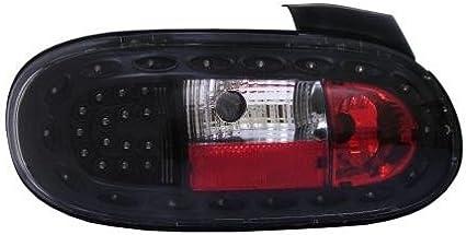 /05/ /su LED luci posteriori trasparente nero coppia per Mazda MX5/NB 98/