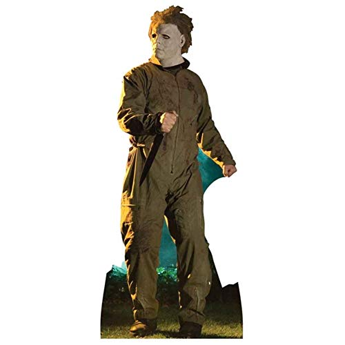 Halloween - Michael Myers Lifesize Standup Cardboard Cutouts 77 x 33in -