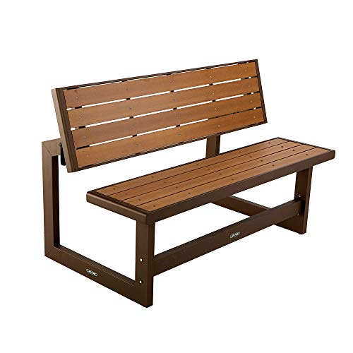 (Lifetime 60139 Convertible Bench, Mocha)