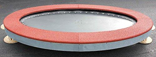 Trampolin Ellipse- Saturnus zum Einbauen