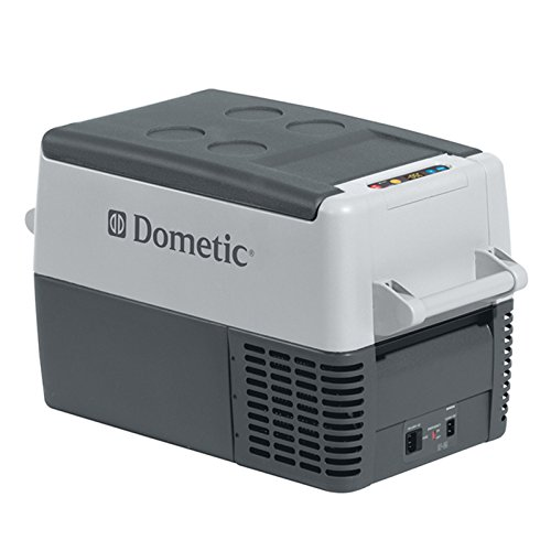 Dometic CF-035AC110 Portable Freezer/Refrigerator More Capacity, Gray