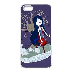 Generic for iPhone 5 5s Cell Phone Case White Vampire Knight Custom HFOKHJHLK3819