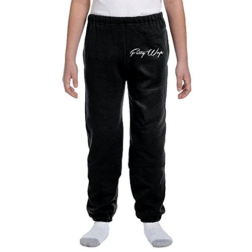 Hunson - Willie Maxwell II Youth Slim Fit Jogger Sweatpant Long Pant XL