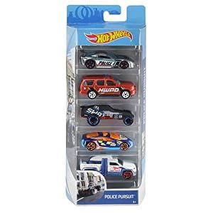 Hot Wheels 5 Car Gift...