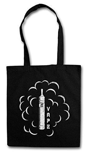 VAPE I Hipster Shopping Cotton Bag Cestas Bolsos Bolsas de la compra reutilizables