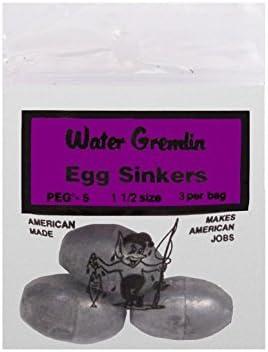 Water Gremlin Egg Sinkerポーチ