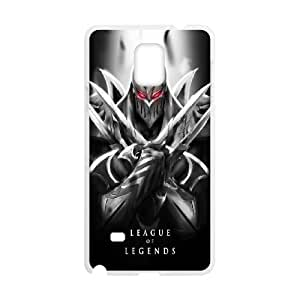 Generic Case Crown Run League of Legends For Samsung Galaxy Note 4 N9100 SCM6802650