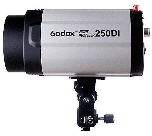 Godox Pro Mini Pioneer 250DI 250W Studio Strobe Sync Flash Light Lamp Head by Godox