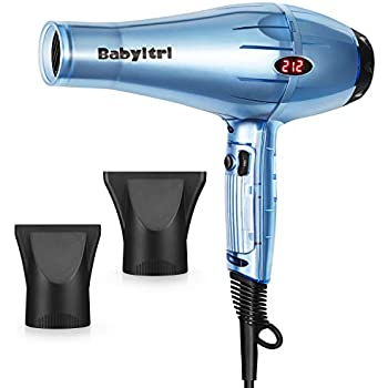 Amazon Com Babyltrl 1875w Hair Dryer Negative Ions