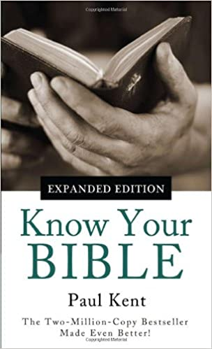 Book KNOW YOUR BIBLE--EXPANDED EDITION (VALUE BOOKS)