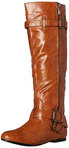Bonnibel Bianca-05 Tan Kvinner Uformelle Støvler, 5,5 M Oss